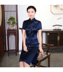 wedding guest dress mother of bride dress cheongsam qipao custom made cheongsam