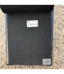 W20211-378 & W20577-378 wool and cashmere suit fabric