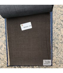 W20584-378 & W20590-378 wool and cashmere suit fabric