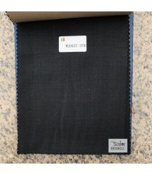W20627-378 & W20629-378 wool and cashmere suit fabric