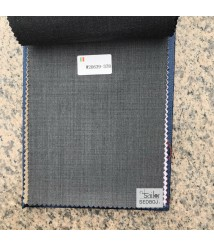 W20639-378 & W20642-378 wool and cashmere suit fabric