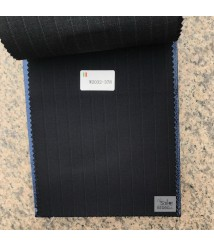 W2032-378 & W2033-378  striped fabrics wool and cashmere suit fabric