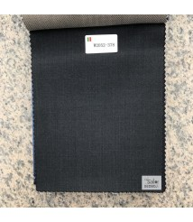 W2051-378 & W2052-378   striped wool and cashmere suit fabric