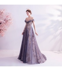 dramatic dress hand made dress dress for wedding part navy blue tulle lace dress