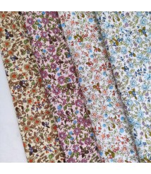 Polyester plain printed lining fabric