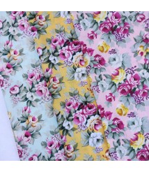 Poplin Fabric printing fabric 100% cotton clothing cotton printing