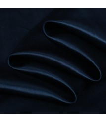 Mulberry silk silk satin fabric Solid color thick silk satin plus cotton shirt lining cloth fabric