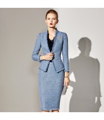 Business wear ladies fashionable suit skirt