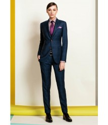 custom made women Business suit wool and cashmere fabric style-10